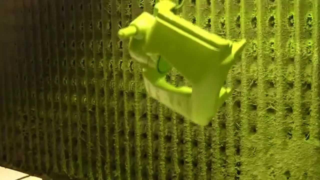 Caliper Paint Acid Green