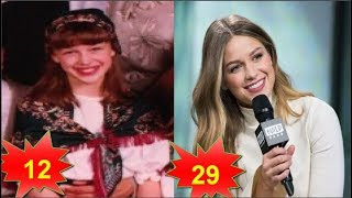Melissa Benoist - Transformation From 12 To 29 Years Old - Celebrity Life