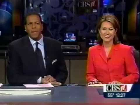 KTVT CBS 11 News at Noon 2002 Close
