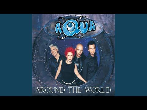 Around The World Jonathan Peters Radio Remix
