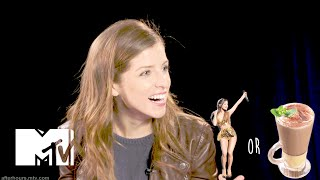Anna Kendrick Plays 'This or That' | MTV After Hours