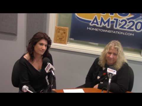 Marianne Cederlind - Mission Valley Bank On KHTS (Feb 10, 2017) - Santa Clarita