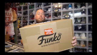Opening up a $275 Funko Pop Mystery Box Video