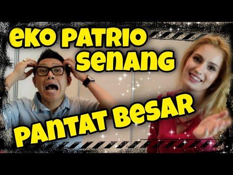 Sahurnya Pesbuker ANTV - Eko Patrio Senang Pantat Besar Saat Jumpa Nastasya Shine - Video Lucu