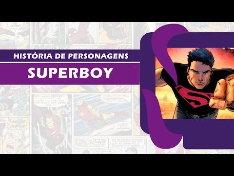 A História do Superboy