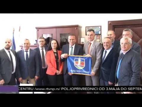 Predstavnici Udruženja Bosna Sandzak...