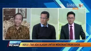 Pro Kontra Ahok Kembali Aktif Jadi Gubernur DKI