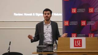 LSE Events | Dr David Rand | Human Cooperation