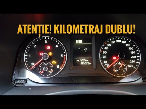 AutoInspect #02: Volkswagen accidentat, kilometraj dublu și 2.5 mm de chit / AutoBlogMD