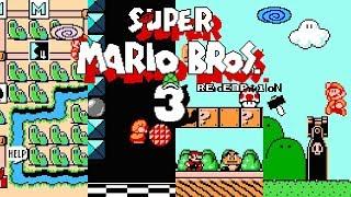 NEW Super Mario Bros. 3 Redemption [#1] • Super Mario Bros. 3 ROM Hack (Playthrough)
