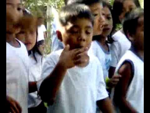 SAN PEDRO ELEM SCHOOL MINALIN DANCERS