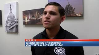 Thousands Veterans Are Still Struggling Find Employment