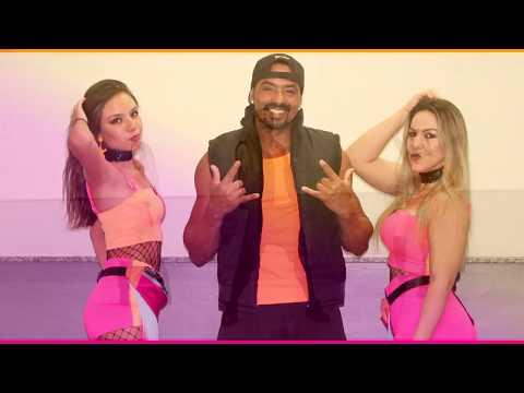 Quem me Dera - Marcia Felipe ft Jerry Smith  Coreografia Sensação Lambaeróbica