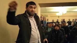 Чемурзиев Барах и Мамилов Закри - встреча в Москве часть 3