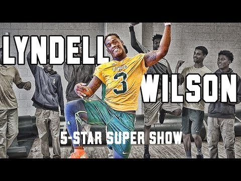 Elite LB Lyndell Wilson ready to bust a move at 1 of these 5 schools: 5-Star Super Show
