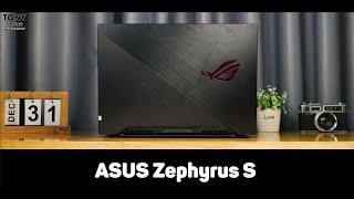 Asus ROG Zephyrus S - 50 triệu để trải nghiệm RTX trên Laptop!