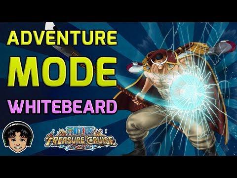 Walkthrough for Treasure Map Whitebeard Adventure Mode [One Piece Treasure Cruise]