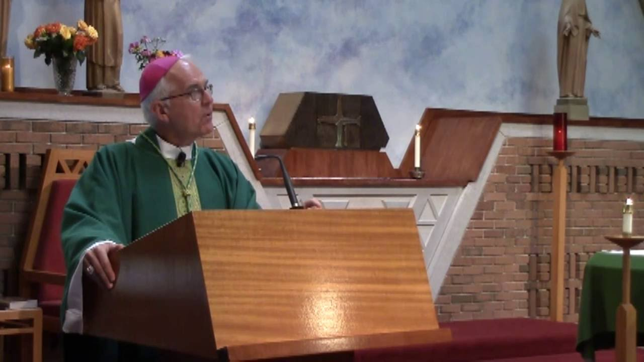 Sacred Heart Fr. Crosby Installation  7-31-16