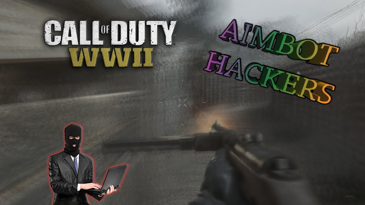 call of duty aimbot gameplay