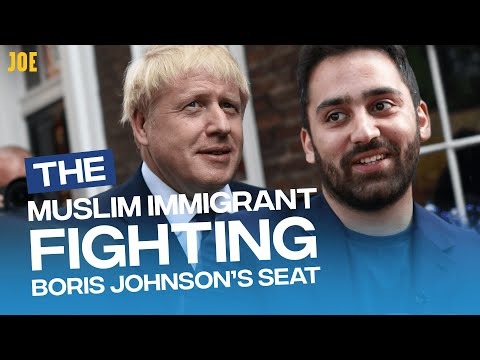 Ali Milani: The Labour MP who is trying to steal Boris Johnson's seat