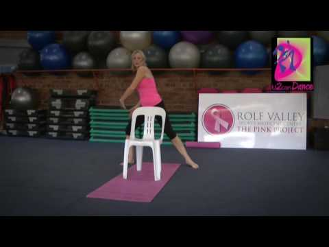 Post Mastectomy Exercise Guide⎜Routine #1