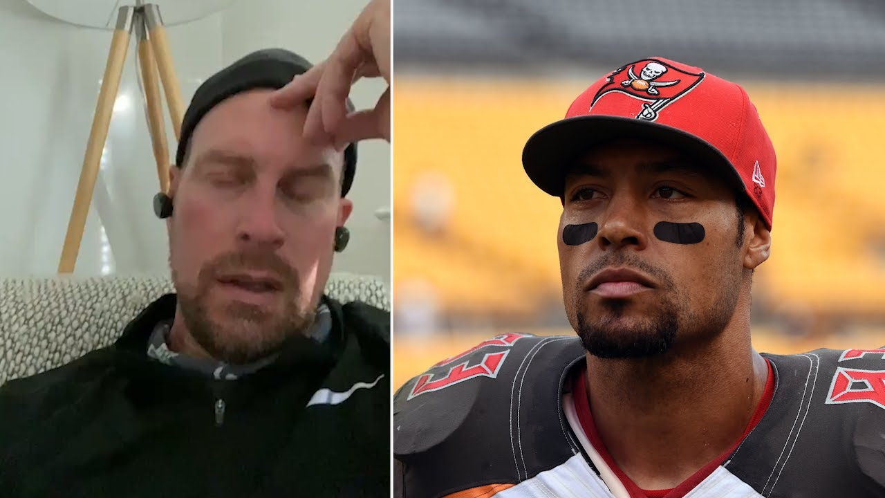 Ryan Leaf taking Vincent Jackson's death really hard