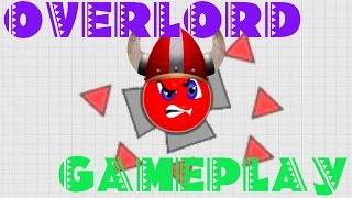 EPIC DIEP.IO OVERLORD GAMEPLAY!! // Unbeatable Build // (Diep.io)
