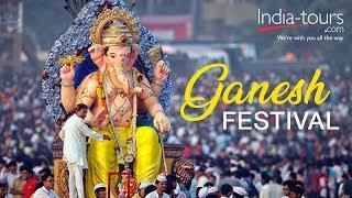 Lord Ganesha festival in Mumbai | Ganesh Chaturthi Festival 2020