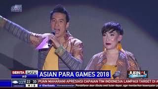 Tutup Asian Para Games, JK: Ini Simbol Kesetaraan