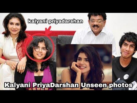 Kalyani PriyaDarshan Unseen Photos With Family || Jai Matha TV