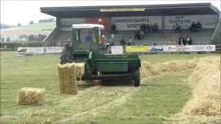 Dumfries and Galloway Vintage Machinery Club 2014 Rally