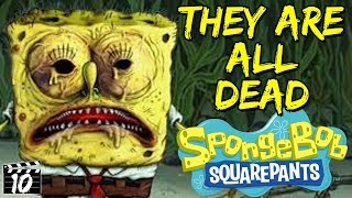 Top 10 Nickelodeon Scary Theories That Might Ruin Your Childhood