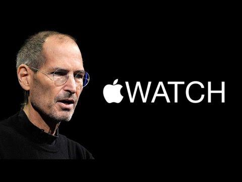 Если бы Стив Джобс презентовал Apple Watch...