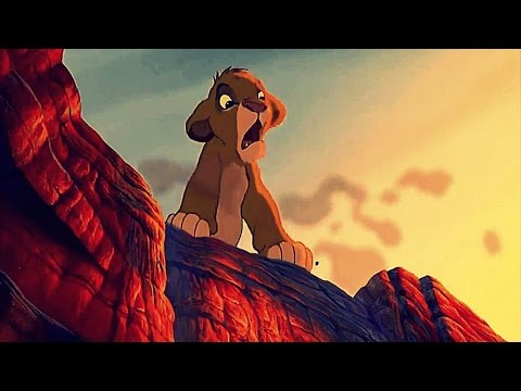 THE LION KING (1994) Scene: