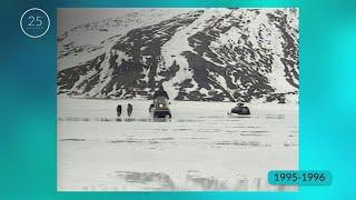 La semaine verte   1995 - La pêche aux moules sous la banquise