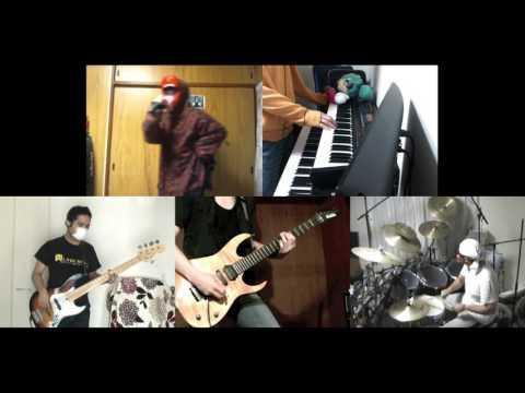 [HD]Sayonara Zetsubou Sensei OP [Hito toshite Jiku ga Bureteiru] Band cover