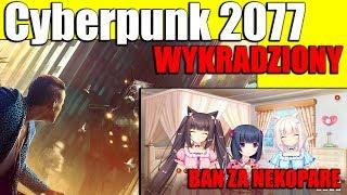 Cyberpunk 2077 Wykradziony przez Hakerów i Ban za Słodkie kotki