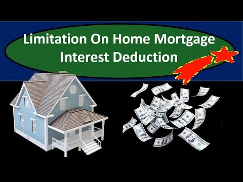 limitation-on-home-mortgage-interest-deduction---tax-law-changes-2018