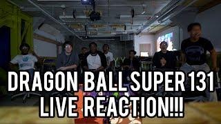 Dragon Ball Super - Episode 131-  Live Reaction!