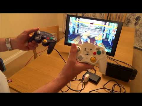 PART 5 Connecting Various Gamepads on the Nintendo Switch