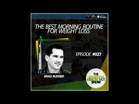"""The Best Morning Routine For Weight Loss"""
