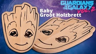 Guardians of the Galaxy: Groot Brettchen