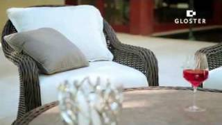 Gloster Havana Woven Deep Seating And Dining Outdoor Furniture