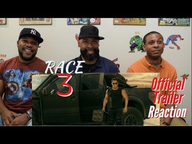 Race 3 Official Trailer Reaction Salman Khan | Remo DSouza