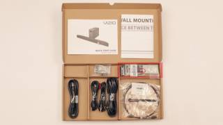 VIZIO 2 1 Sound Bar System Unboxing