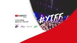 YouTube FanFest Mumbai 2018 - Livestream