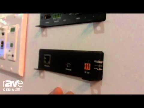 CEDIA 2014: Atlona Explains the HDVS Transmitter/Reciever Pair