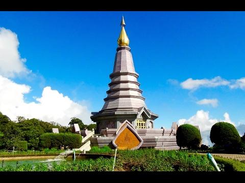 Around Chiang Mai - Doi Inthanon National Park