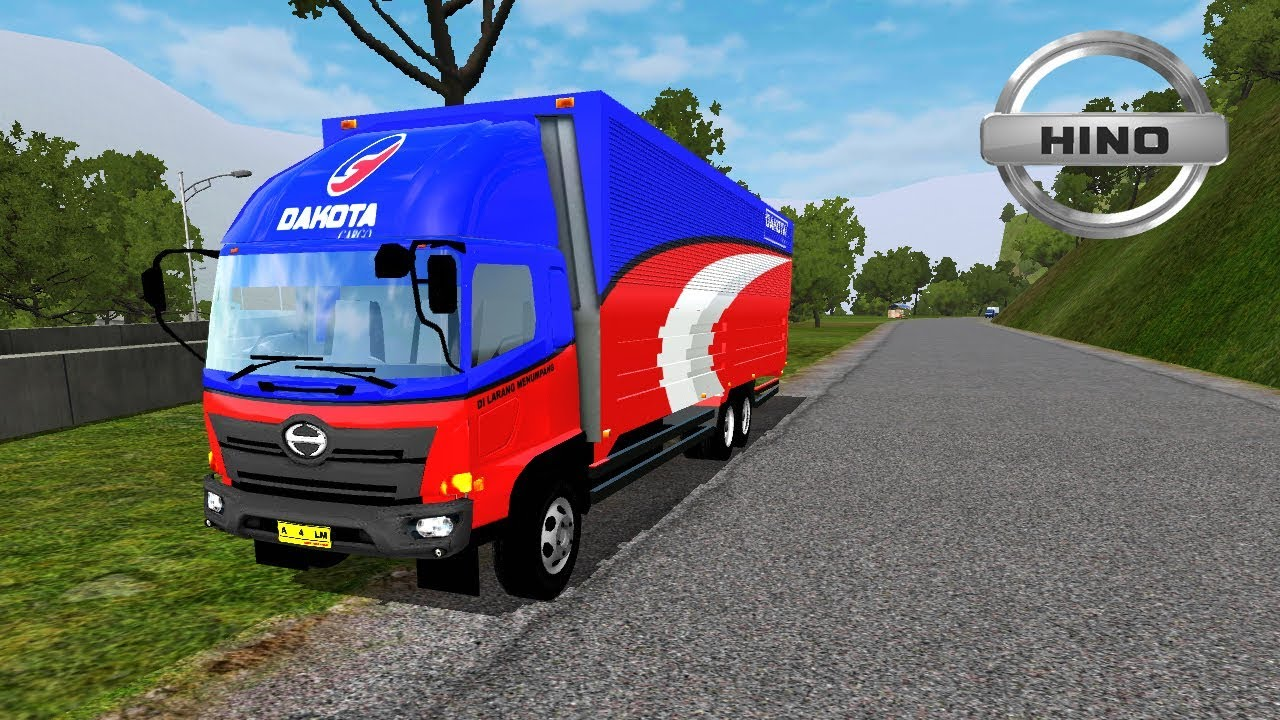 520 Mod Mobil Hino Bussid Terbaru