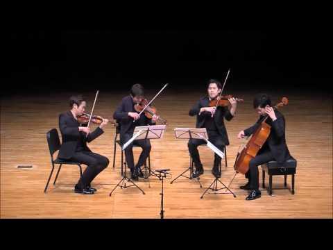 NOVUS Quartet Concert Encores